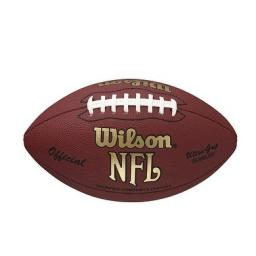 Wilson NFL Tackified composite leather football