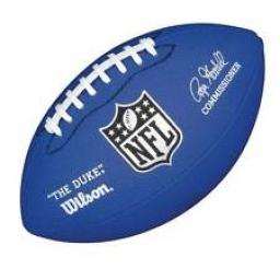MINI NFL GAME BALL REPLICA