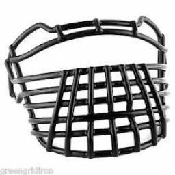 Schutt Villain Face Guard DISPLAY ONLY
