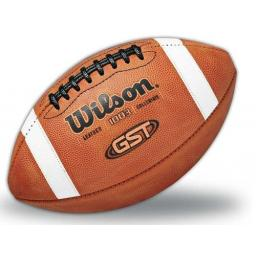 Wilson GST 1003 leather football