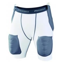 Russell 5-Piece Integrated Girdle
