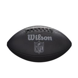 Wilson NFL Jet Black Junior Composite Football
