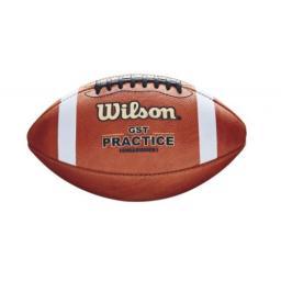 Wilson GST Practice football pro pattern