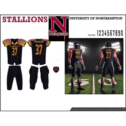 Customised Team Uniforms