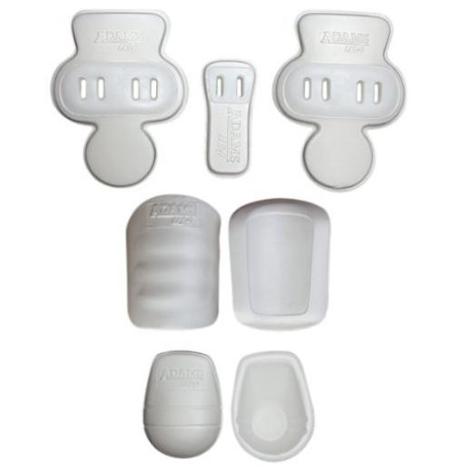 Adams Tuff Light 7 Piece Varsity Leg Pads