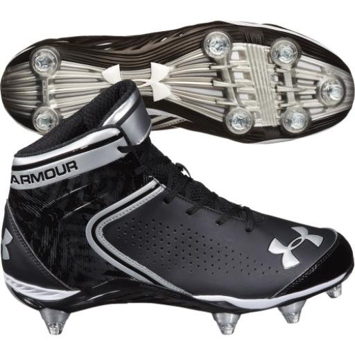 Under Armour Saber D Football Cleats