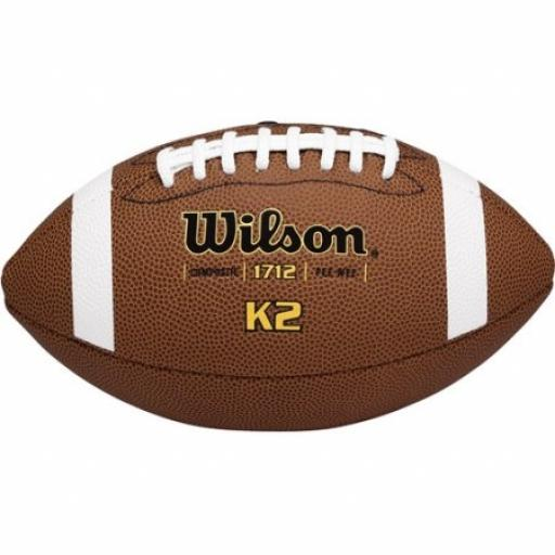 Wilson Pee Wee composite football K2