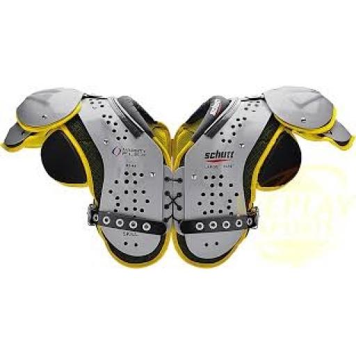 2b9a0573977 ... Schutt Varsity Flex 2.0 All Purpose Shoulderpad. Previous Next