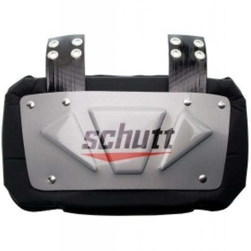 Schutt Air Maxx Back Plate- Black
