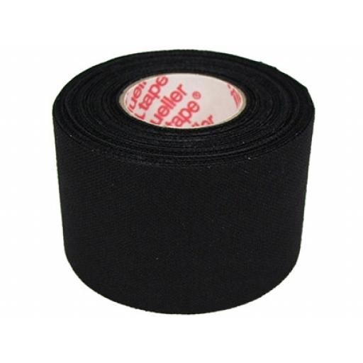 """Athletic Tape - Individual Roll 1 1/2"""" Black"""