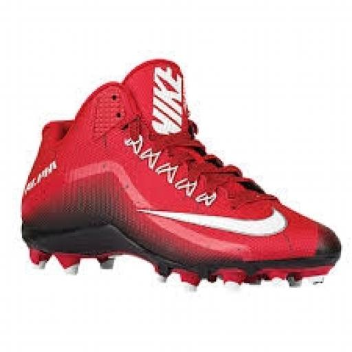 Nike Alpha Pro 2 3/4 Red