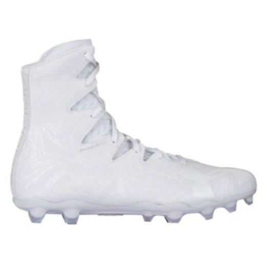 Under Armour LUX Highlight TPU Cleat WHITE