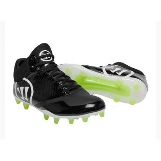 WARRIOR BURN 9.0 Molded Football Cleat