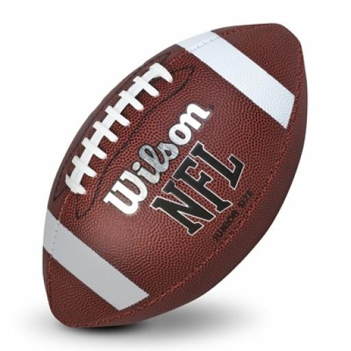 Wilson NFL Junior Composite Ball