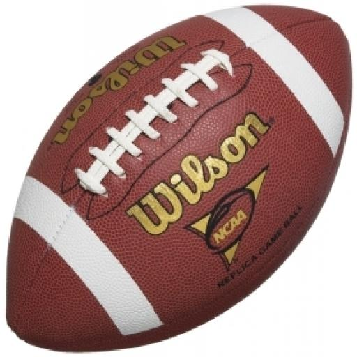 Wilson NCAA 1005 leather football