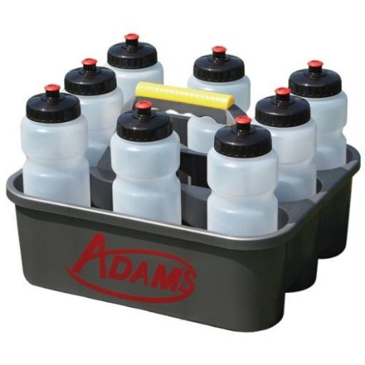 Adams Water Bottles wth Carrier