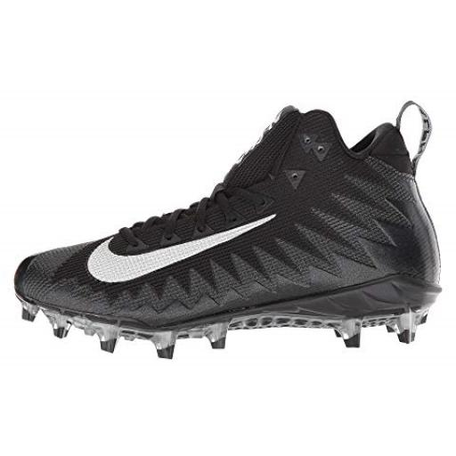 Nike Alpha Menace Pro Mid Black