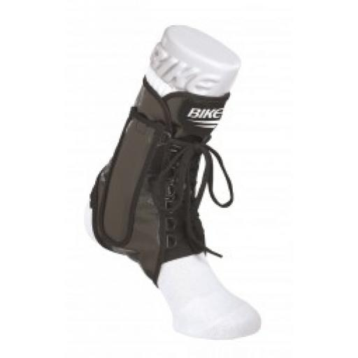 Bike lace up ankle support