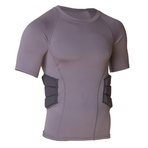 Meyer Shirt with Integrated Rib Padding