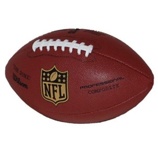 f69361132 ... Wilson NFL Duke replica football. Previous Next