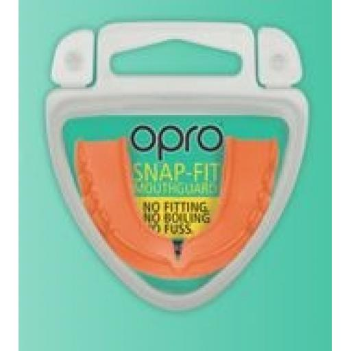 OPRO Snap-Fit Flavoured Mouthguard