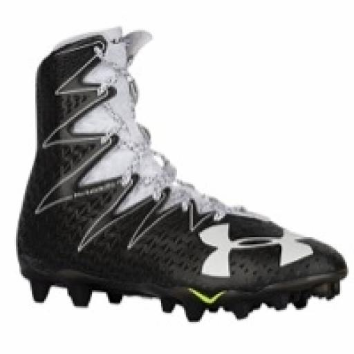 Under Armour Highlight MC BLK/WHITE