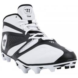Warrior Burn7.0 mid-high football cleats