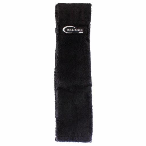 Full Force Field Towel Black