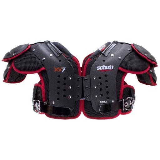Schutt XV7 Skill shoulder pads