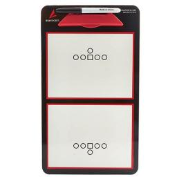 Double Sided Coaching Clip Board