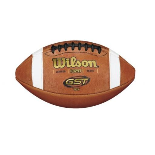 Wilson GST TDY Leather football