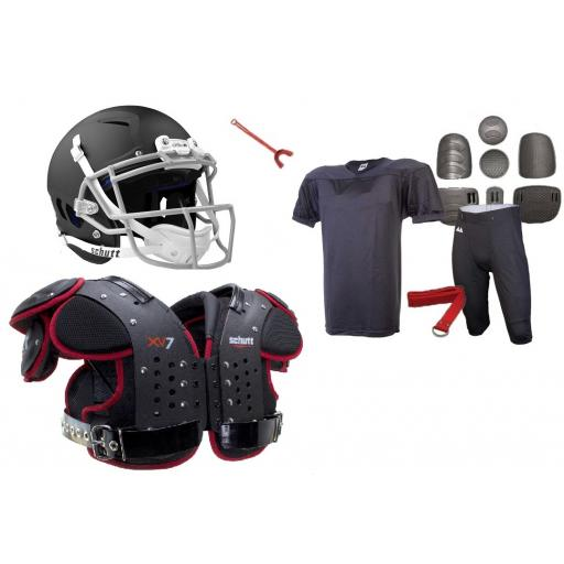 Starter Kit XV7 shoulder pads