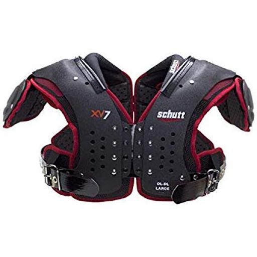 Schutt XV7 OL/DL non epaulet Shoulder pads