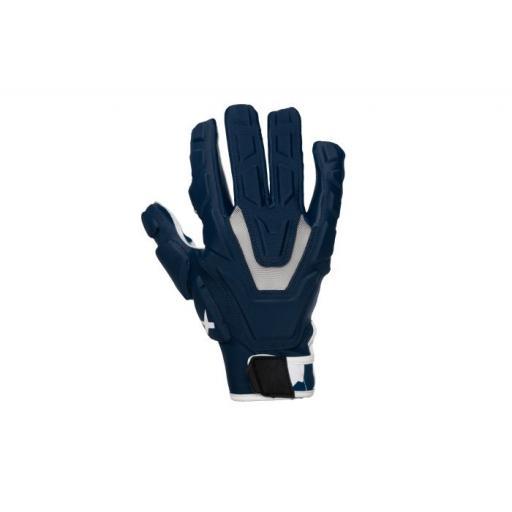 XENITH Lineman Padded Gloves Navy